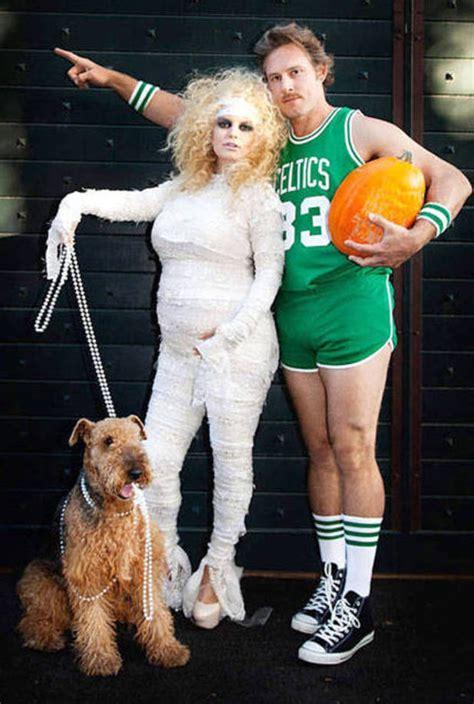 celebrity halloween costumes mummy jessica simpson eric johnson best celebrity halloween