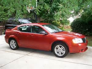 thatdudezach 2008 dodge avenger specs photos