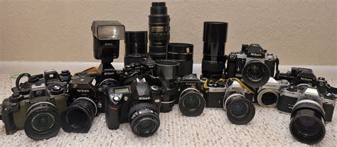 nikon equipment buying equipment and g a s gear acquisition