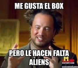 Aliens Meme - it was aliens meme