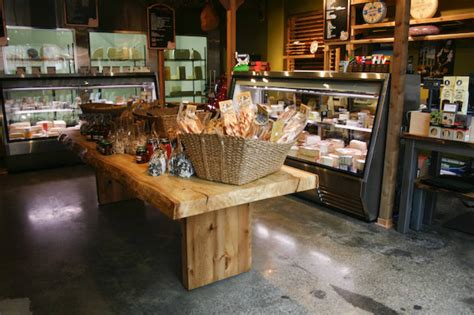 2 clever modern rustic upcycled designs my warehouse home village cheesemonger closed blogto toronto