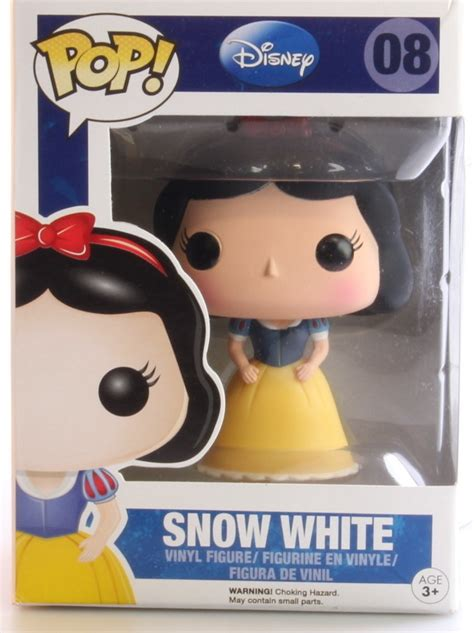 Original Funko Pop Au Naturale funko pop disney series 1 vinyl figure snow white brand