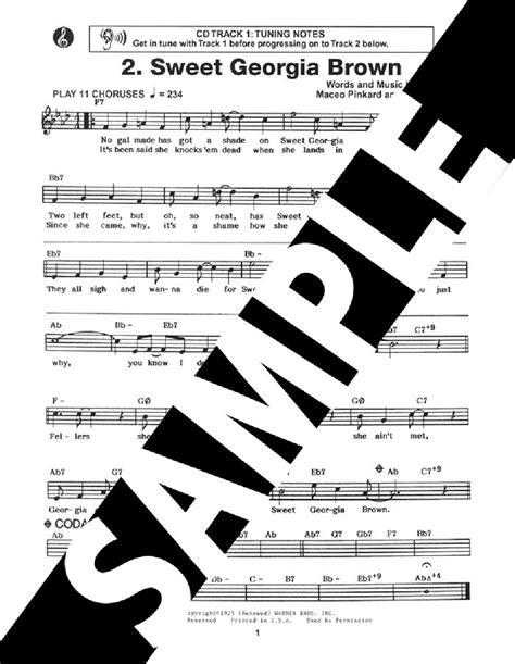 Swing 39 Sheet by Jamey Aebersold Jazz Volume 39 Swing Swing S J W