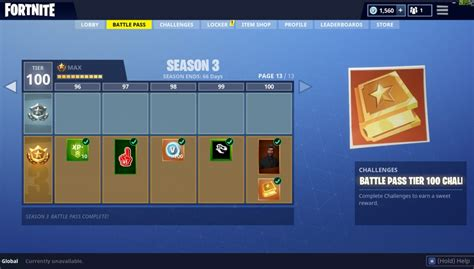 fortnite tier 100 challenges reward for completing the battle pass tier 100 challenges