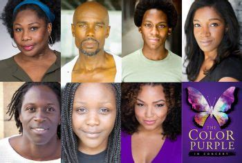 the cast of the color purple west end wilma all west end cast announced for the