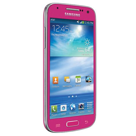 unlocked android phones for sale samsung galaxy s4 mini sgh i257 pink unlocked android smartphone mint condition used cell