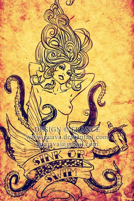 sink or swim tattoo designs best 25 swimming ideas on swim