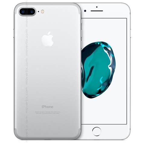 Iphone 7 Plus 128 Gb Silver apple iphone 7 plus silver 128gb 0190198044082