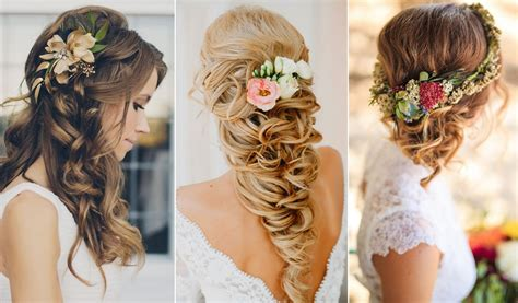 Wedding Guest Hair With Flowers by 10 Best Diy Wedding Hairstyles With Tutorials Tulle