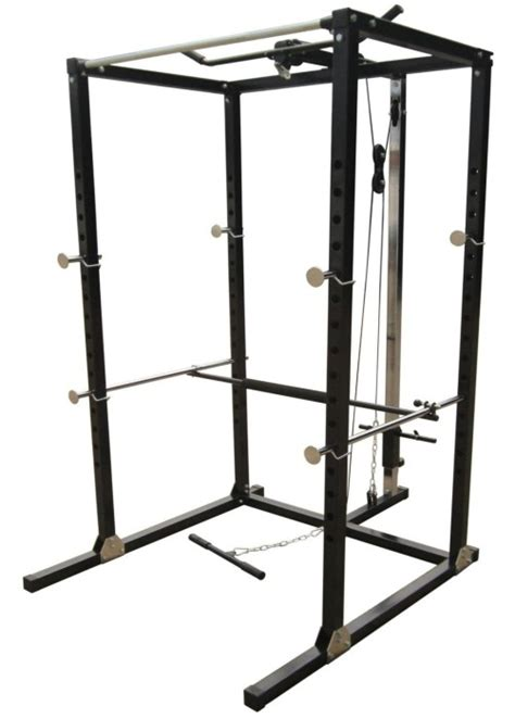 master home power rack workout cage