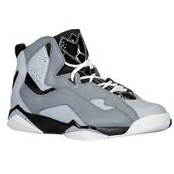 Jordan true flight men s basketball shoes cool grey white wolf