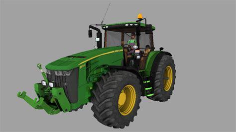 Deere Werkstatt by Fs 2013 Deere 8370r V 1 0 8000er Mod F 252 R Farming
