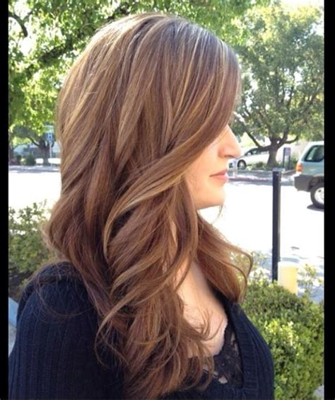 soft brown hair color wella soft highlights hairstyles how to