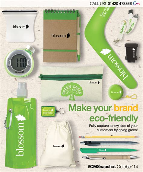 Eco Friendly Giveaways - eco friendly promotional product ideas