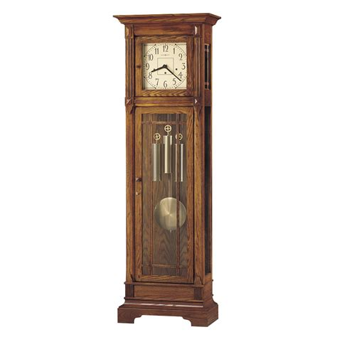 grandfather s clock howard miller 610804 greene grandfather clock atg stores