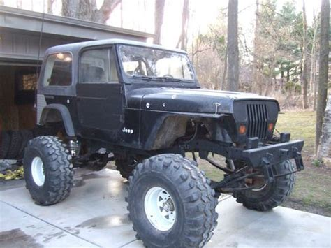 88 jeep yj sell new 88 jeep wrangler v8 39 5 tsl s 15 inches lift in