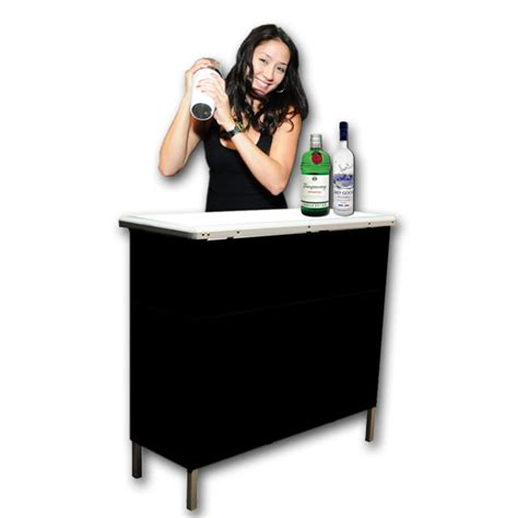 portable high top bar gobar portable high top bar table free shipping