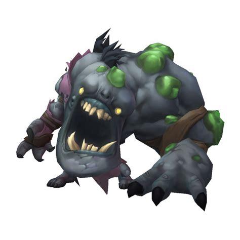 monster ghoul  turbosquid