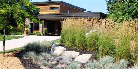 Jardin Paysagé Contemporain by Amenagement Paysager Contemporain De Style Arizona Une