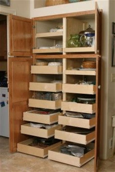 Pantry Sliding Shelves by 1000 Images About Pantry Renovation On Pull