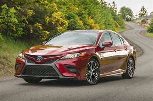 2018 toyota camry the camry gets an attitude review