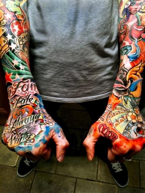 full right hand tattoo hand tattoo tumblr hand tattoos pinterest coloring