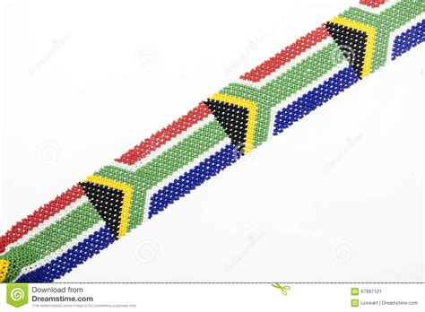 what are the colors of the south flag zulu threaded in the colors of the south