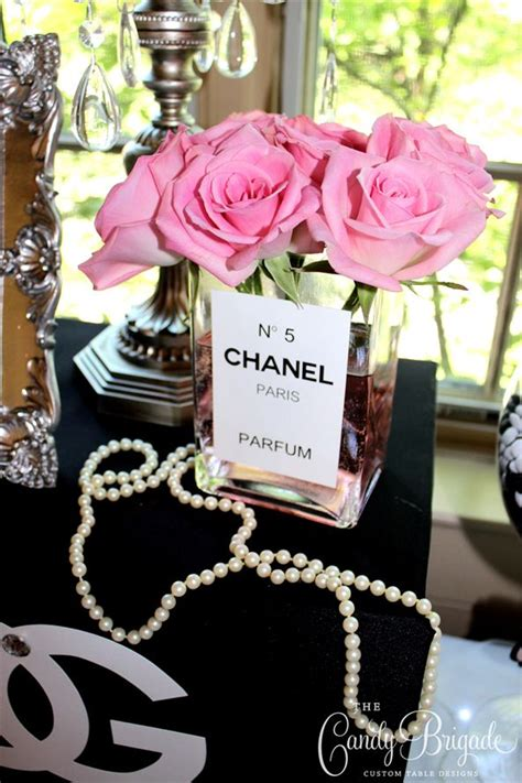 bridal shower nyc 2 chanel themed and dessert buffet bridal shower in new york part 1