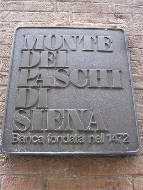 banca dei monte paschi di siena monte dei paschi di siena the world s oldest bank the