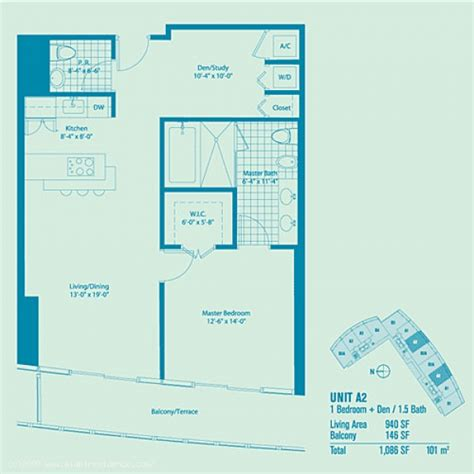 marina blue floor plans marina blue condos for sale and rent