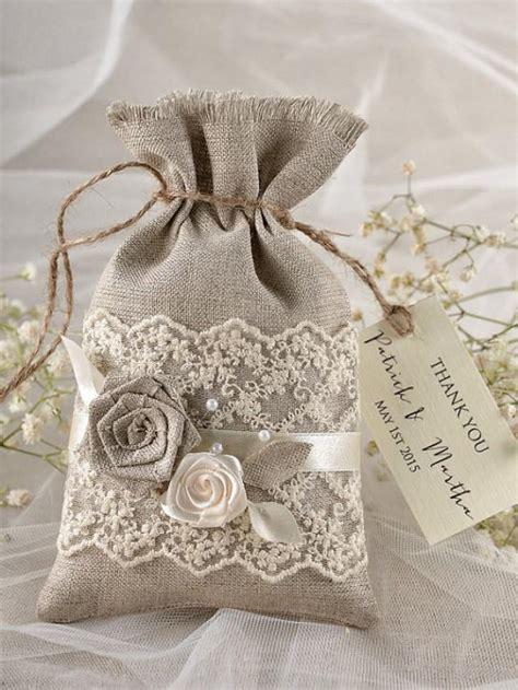 Wedding Favor Bags by Rustic Wedding Favor Bag Lace Wedding Favor Bag 2218168