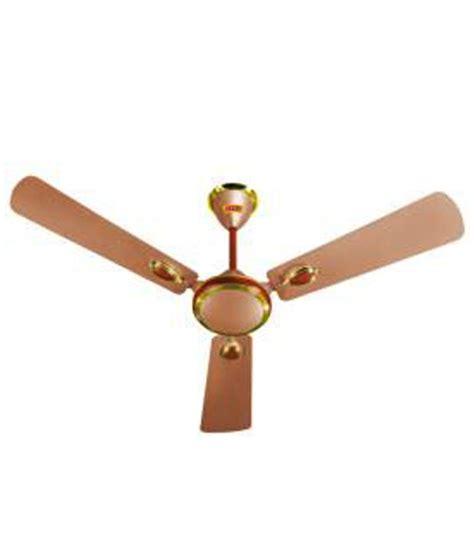 Usha Ceiling Fans by Usha 5 Ergo Ceiling Fan Price In India Buy Usha 5 Ergo Ceiling Fan On Snapdeal