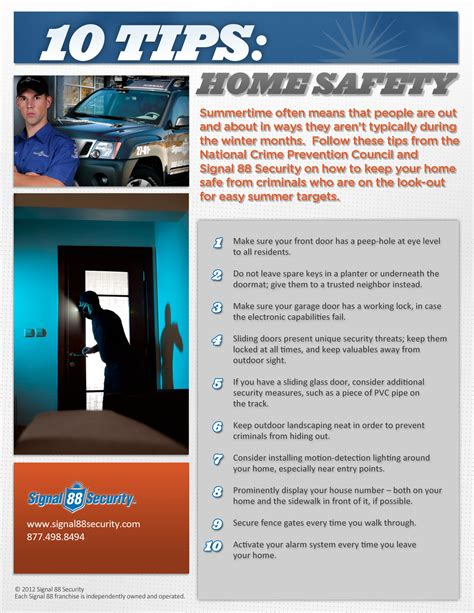 home tips home safety tips gallery