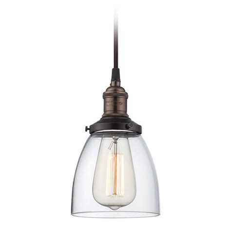 Small Glass Pendant Light Mini Pendant Light With Clear Glass 60 5504 Destination Lighting
