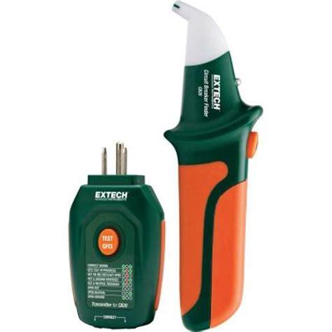 extech instruments circuit breaker finder receptacle