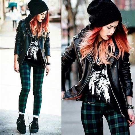 edgy urban cool hair on pinterest 86 pins 86 best images about punk rock style on pinterest pants