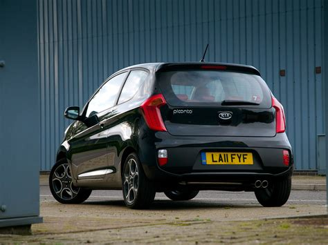 Kia Picanto Uk Kia Picanto 3 Door Uk Spec Ta 2011 15