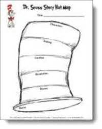 cat in the hat templates posts similar to cat in the hat story map pattern from