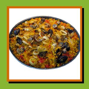 lada a palla my world paella recipe food with step by