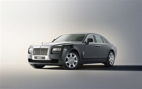 rolls royce ghost rolls royce ghost widescreen car wallpaper 03 of