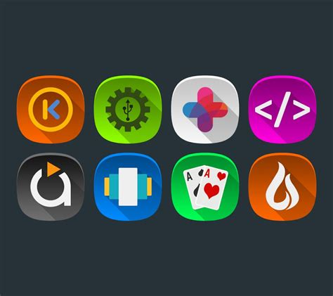 These paid Android icon packs are free for a limited time ...