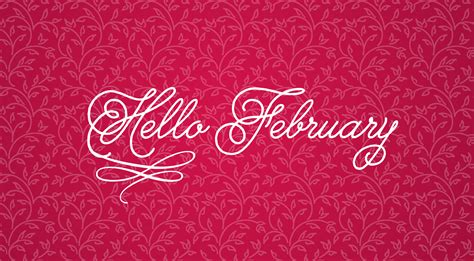 February Is The Best by February Wallpapers With 51 Items