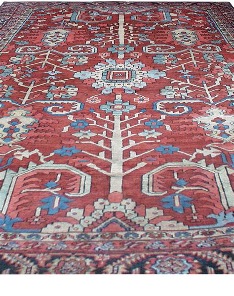 Antique Persian Heriz Rug Bb1044 By Doris Leslie Blau Heriz Rug
