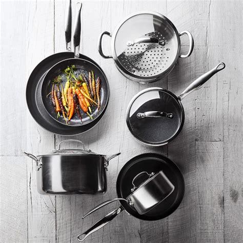 Teflon Set greenpan minerals ceramic nonstick 11 cookware set