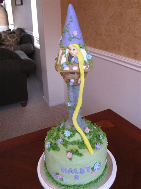 Tangled Baby Shower by Baby Shower Cakes Rapunzel Quot Tangled Quot Cake