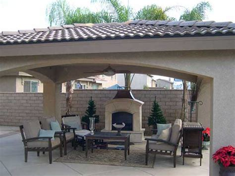Untitled Document Aquascapesinc Com Stucco Patio Cover Designs