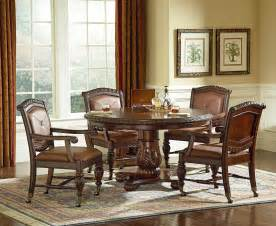 five dining room sets antoinette 5 54 inch dining room set ay400t b