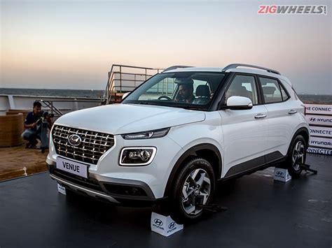 Hyundai Venue 2020 Price by Top 5 Car News Hyundai Venue Impressions 2020