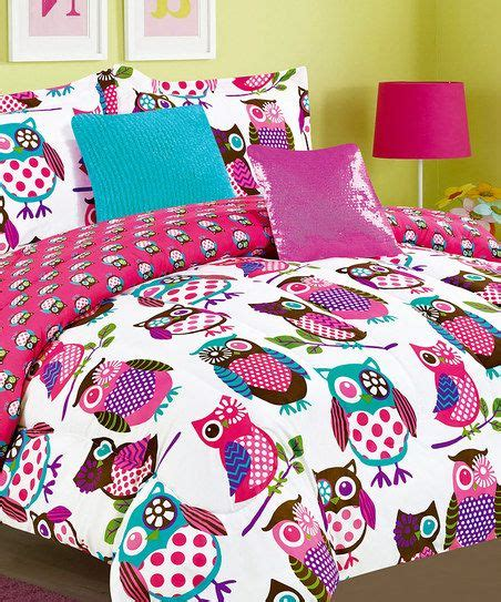 C 4564 Set Owl 19 best bedding sets images on bedrooms child