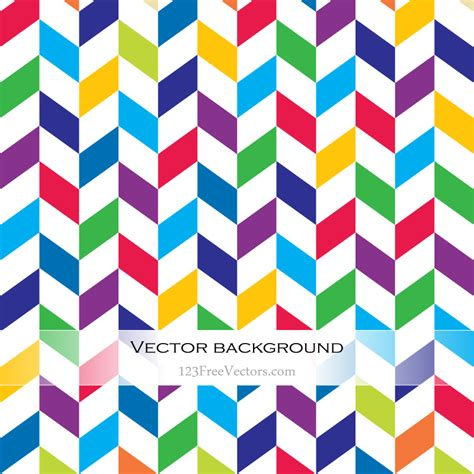 colorful zig zag wallpaper colorful zigzag vector background by 123freevectors on